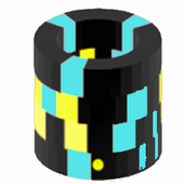 Paint Huting ! coloring ball icon
