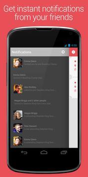 Frienductor screenshot 2