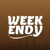 ويك اندي - WeekEndy icon