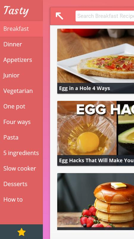 Tasty recipes for android apk download tasty recipes poster forumfinder Choice Image