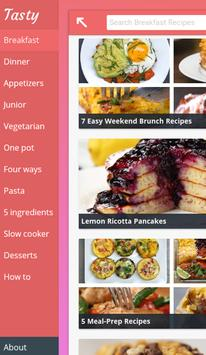 Tasty recipes apk download free food drink app for android tasty recipes poster forumfinder Choice Image