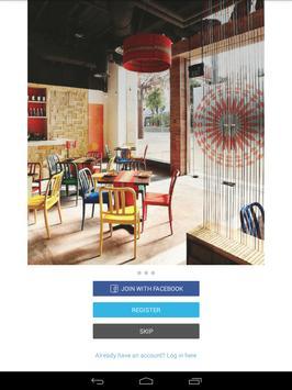 Weeloy Restaurant Booking App apk screenshot