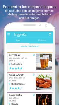 freenks poster