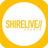 ShireLive Church. icon
