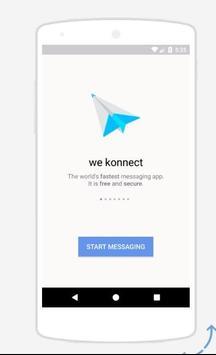 We Konnect apk screenshot
