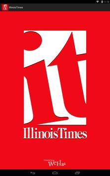 Illinois Times poster