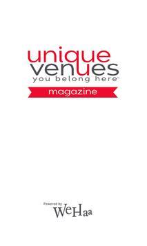 Unique Venues Magazine screenshot 10