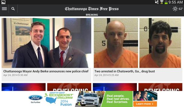 Chattanooga TimesFreePress for Android - APK Download