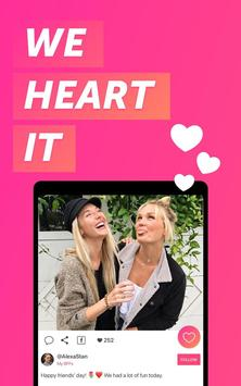 We Heart It apk zrzut ekranu