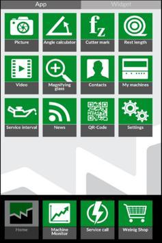 WEINIG App Suite poster