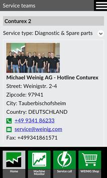 WEINIG App Suite apk screenshot