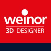 weinor 3D designer icon