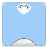 Weight Watchers, BMI icon