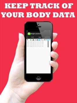 Weight Watchers, BMI apk screenshot