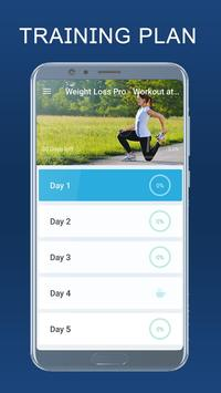Weight Loss Pro - Workout At Home Poster