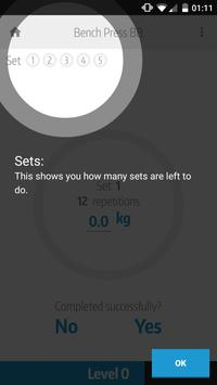 Weightcore screenshot 5