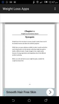 Weight Loss Apps - weight loss books for free screenshot 3