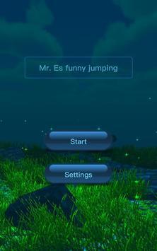 Mr. Es funny jumping screenshot 6