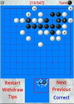 Practice Go chess apk screenshot