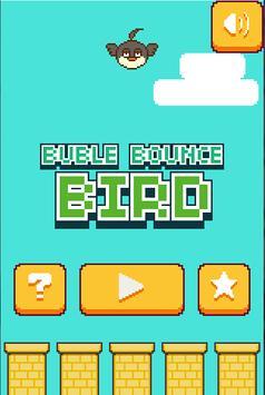 Bubble Bounce Bird poster