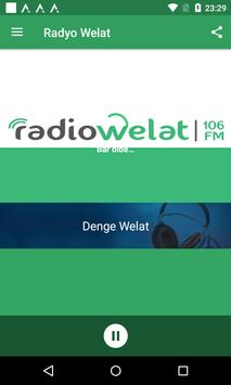 Radio Welat Fm poster
