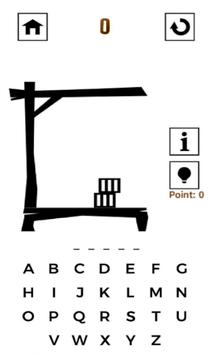 Hangman Free apk screenshot