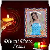 Diwali Photo Frame icon