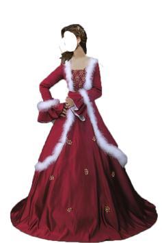 Lady Santa Photo Suit apk screenshot
