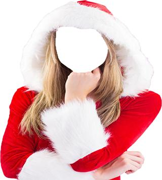 Santa Photo Suit Editor apk screenshot