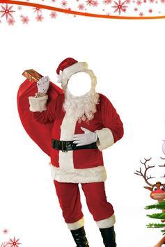 Santa Photo Suit Editor poster