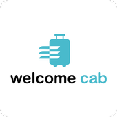 Welcome cab icon