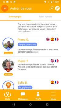 Welcoming France (Unreleased) apk screenshot