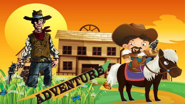 Wild Westy West poster