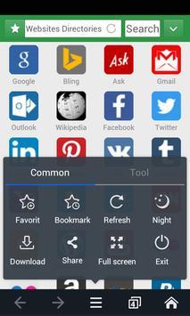 UU Browser apk screenshot
