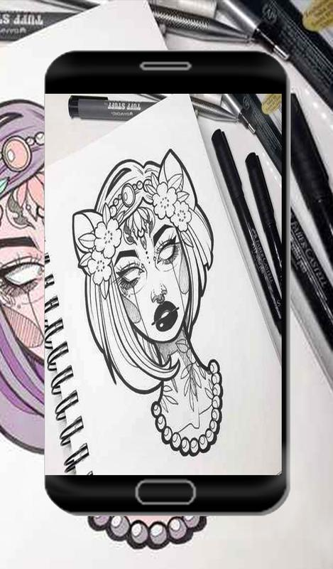 Art Drawing Ideas And Tattoos 2018 For Android Apk Download