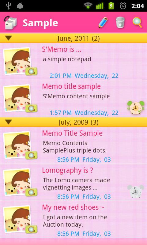 s memo lite free for android apk download