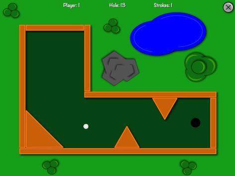 Wellu's Minigolf screenshot 1