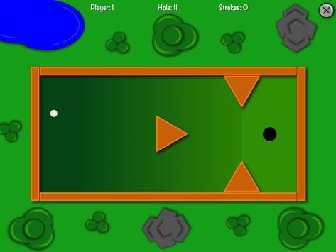 Wellu's Minigolf screenshot 2