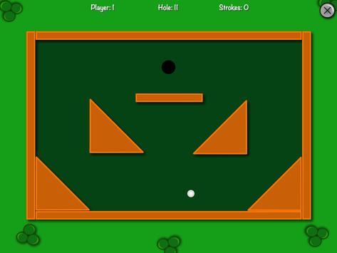 Wellu's Minigolf screenshot 3