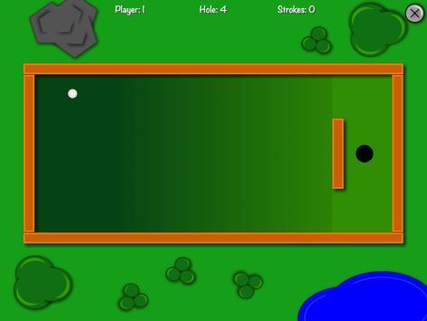 Wellu's Minigolf screenshot 5