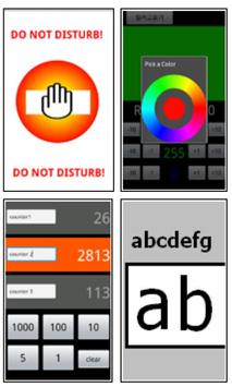 Screen toolset 21 free apk screenshot