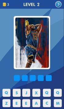 NBA Basketball Quiz Challenge screenshot 3