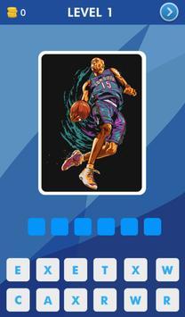 NBA Basketball Quiz Challenge screenshot 1