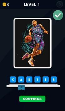 NBA Basketball Quiz Challenge screenshot 2