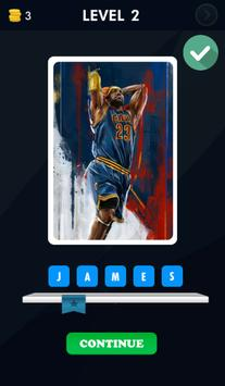 NBA Basketball Quiz Challenge screenshot 4
