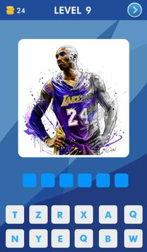 NBA Basketball Quiz Challenge screenshot 5