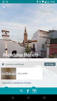 Welldone Hotels poster
