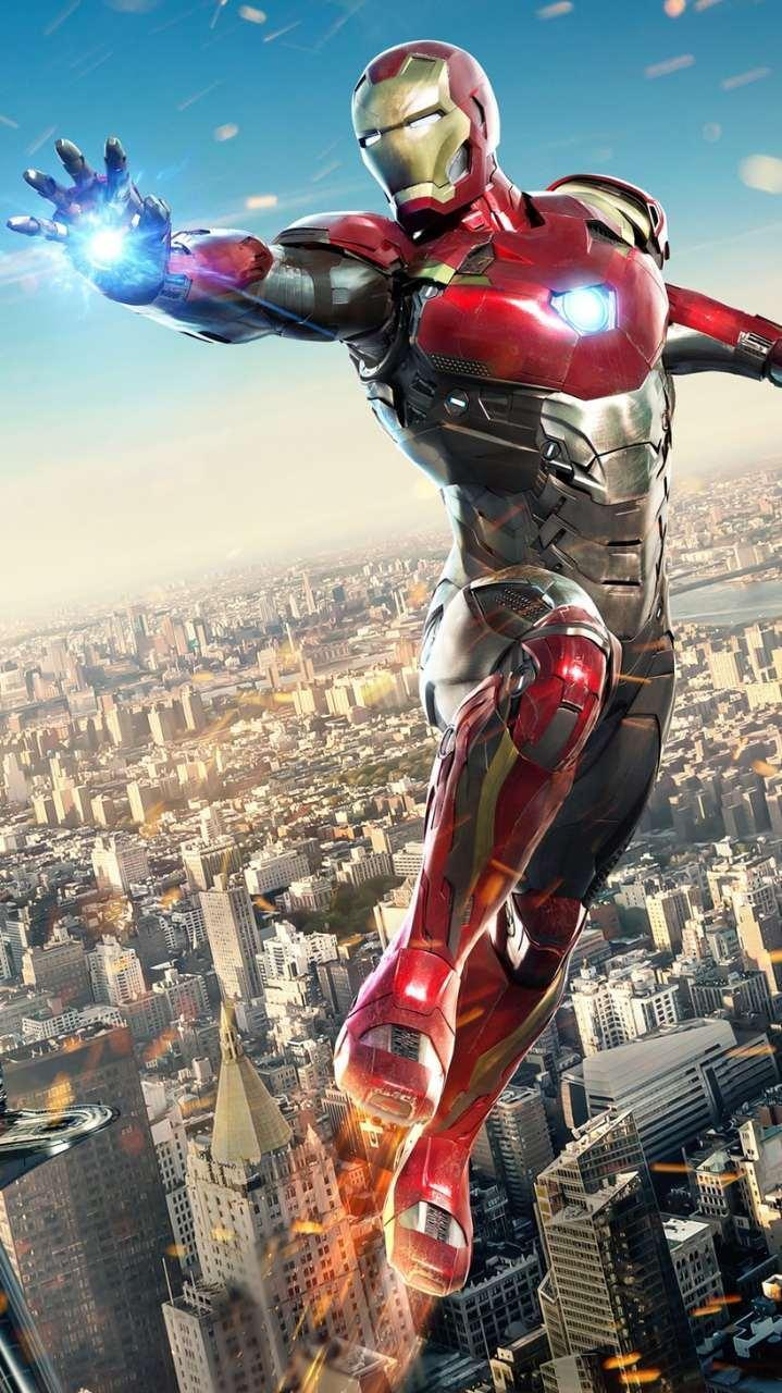 Spider Man Home Coming Lock Screen Hd Wallpaper For Android