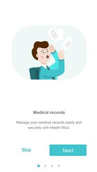 Health Wizz poster