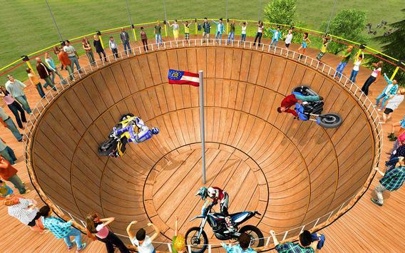 Well of Death Stunts – Bike Racing Simulator screenshot 1